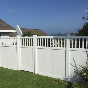 Semi Private Fencing