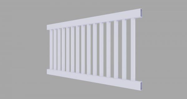 PVC Balustrading