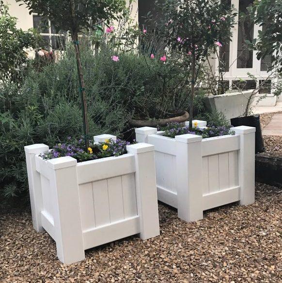 PVC Planter Box