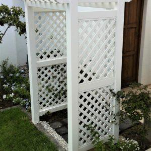 PVC Garden Arch