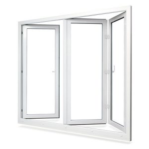 PVC Folding Windows