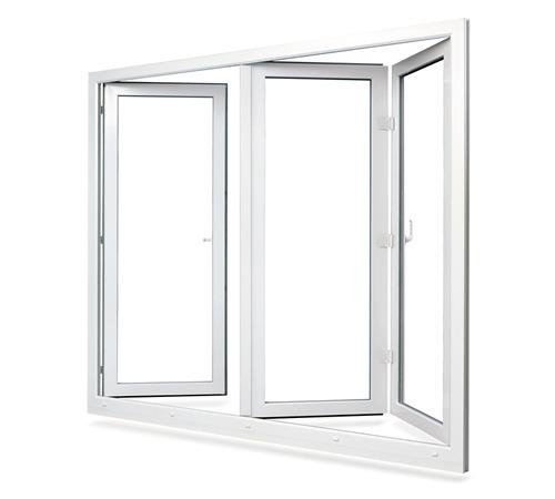 PVC Folding Windows